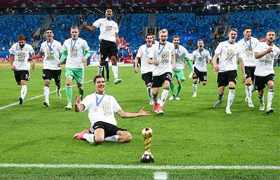 Сборная Германии по футболу во время ЧМ-2018 будет базироваться в Ватутинках