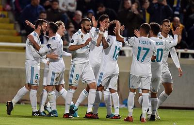 """Мадридский """"Реал"""" второй раз подряд выиграл клубный чемпионат мира по футболу"""
