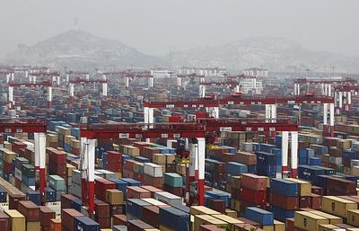 Контейнерооборот порта Шанхай в ноябре 2017 года увеличился на 12%