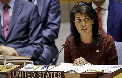 Постпред США предложила СБ ООН запретить Ирану разработку баллистических ракет