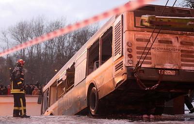 Крупные аварии с участием рейсовых автобусов в Москве с 2013 года