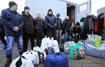 Москва приветствует состоявшийся обмен пленными между Киевом и Донбассом