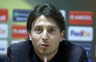 Монтелла стал главным тренером футбольного клуба «Севилья»