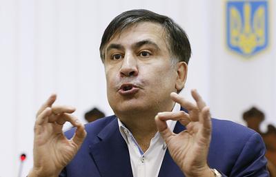 Саакашвили исключил возвращение себе гражданства Украины во время президентства Порошенко