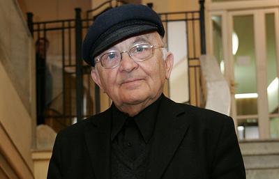 СМИ: умер переживший Холокост израильский писатель Аарон Аппельфельд