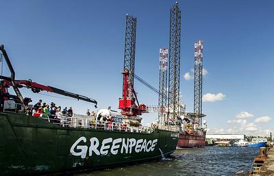 Greenpeace проиграла в суде, потребовав от Норвегии остановить нефтедобычу в Арктике