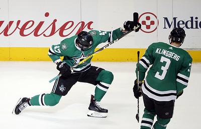 «Даллас» обыграл «Нью-Джерси» в матче НХЛ, на счету Радулова шайба и две голевые передачи