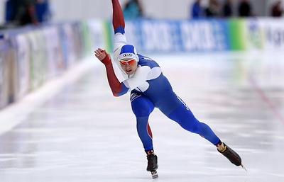 Конькобежец Кулижников оценил на четверку свое выступление на чемпионате Европы в Коломне