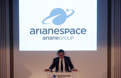 Корпорация Arianespace намерена осуществить в 2018 году до 14 пусков ракет