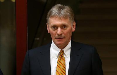 Песков: принятие РФ мер по защите безопасности Крыма не должно восприниматься как угроза