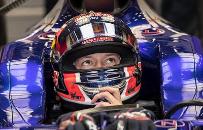 Российский гонщик Квят будет работать на симуляторе в «Феррари»