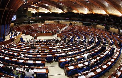 Россия не будет направлять свою делегацию на январскую сессию ПАСЕ