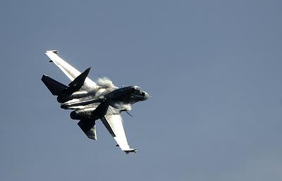 Российские самолеты за неделю четыре раза поднимались на перехват у границ РФ