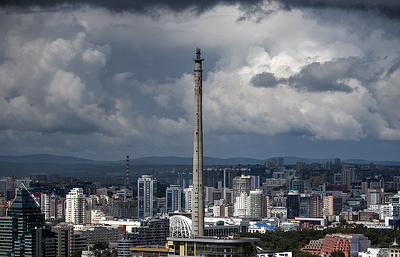 Куйвашев: недостроенную телебашню в Екатеринбурге снесут в 2018 году