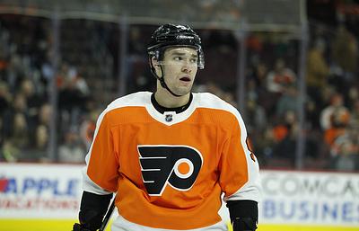 Две передачи Проворова помогли «Филадельфии» обыграть «Нью-Джерси» в матче НХЛ