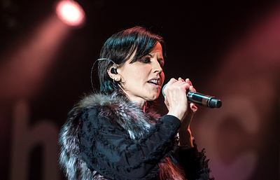 Музыканты соболезнуют в связи со смертью солистки The Cranberries