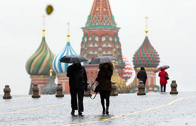 Солнце светило в Москве всего шесть-семь минут за весь декабрь 2017 года
