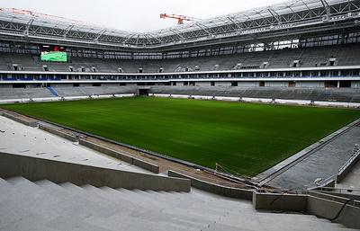 """Стадион ЧМ-2018 в Калининграде будет открыт 22 марта матчем """"Балтики"""" и немецкого """"Шальке"""""""