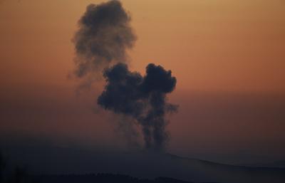Сухопутные войска Турции могут присоединиться к операции в Африне в воскресенье