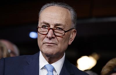 Лидер демократов в Сенате США сравнил Белый дом с желе