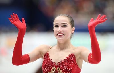 Загитова заявила, что теперь ей хочется побеждать на соревнованиях крупнее ЧЕ
