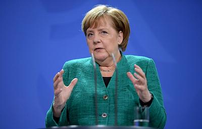 Меркель: путь для коалиционных переговоров консерваторов ФРГ с социал-демократами открыт