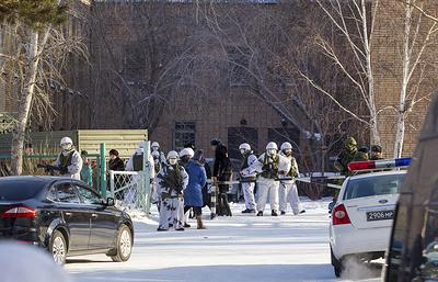 Возобновлены занятия в школе в Улан-Удэ, где произошло нападение на детей