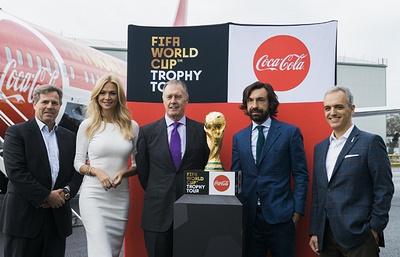 Международный этап тура кубка чемпионата мира 2018 года стартовал в Лондоне