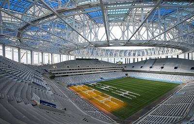 Главгосэкспертиза одобрила обновленные проекты стадионов в Нижнем Новгороде и Ростове