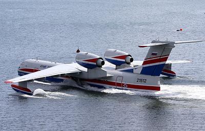 Самолеты Бе-200 возобновили поиски судна «Восток» в Японском море