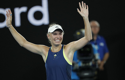 Возняцки возглавила рейтинг WTA после победы на Australian Open