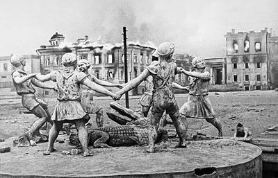 Сталинградская битва в воспоминаниях корреспондентов ТАСС