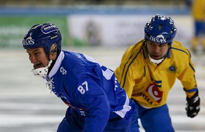 Игрок: сборная Финляндии по бенди завершает ЧМ с высоко поднятой головой
