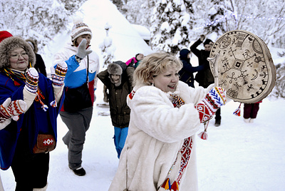 Древнейшие северяне борются за сохранение языка