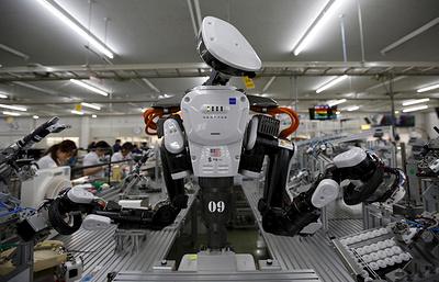 Стоит ли беспокоиться, если ваш коллега — робот