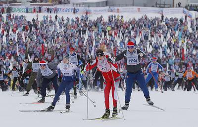Более 150 трасс для занятий лыжными гонками функционирует в Московской области