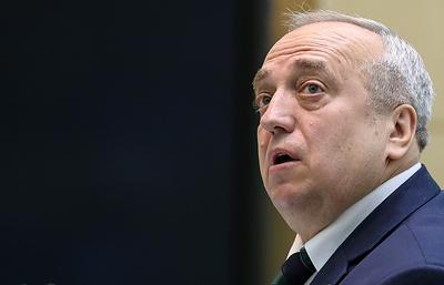 Источник: Клинцевич уходит с поста первого зампреда комитета по обороне