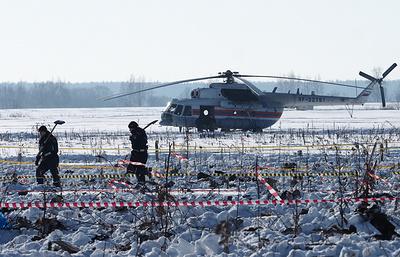 Выплаты каждой семье погибших в катастрофе Ан-148 составят более 3 млн рублей