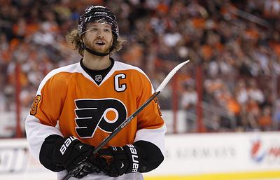 Форвард «Филадельфии» Жиру признан первой звездой недели в НХЛ