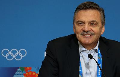 Фазель: поражение от словаков послужит уроком для российских хоккеистов