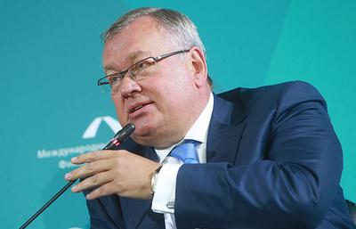 Костин: договоренности о выделении ВТБ 600 млн рублей в пользу ФК «Динамо» нет