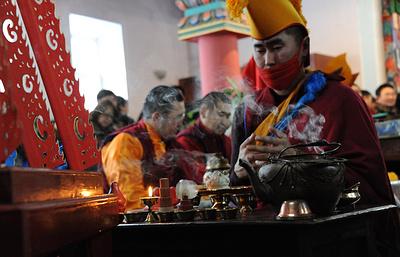 В Забайкалье начали праздновать Новый год по восточному календарю