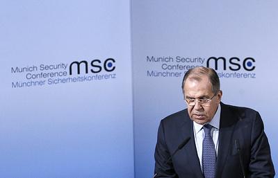 Лавров заявил, что РФ больше всех заинтересована в разрешении внутриукраинского кризиса