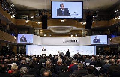 Второй день Мюнхенской конференции прошел под знаком разногласий между РФ и США