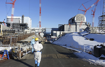 В Японии представили робота для удаления расплавившегося топлива из реакторов «Фукусимы-1»