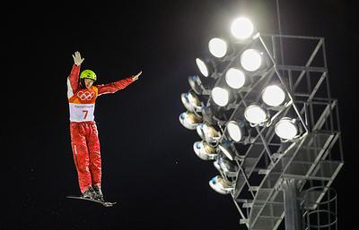 Тренер: фристайлист Илья Буров завоевал медаль ОИ тяжелым трудом и упорством