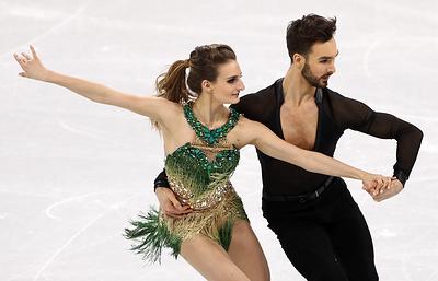 Бестемьянова: танцоры Пападакис и Сизерон потеряли шик на ОИ из-за застежки на платье