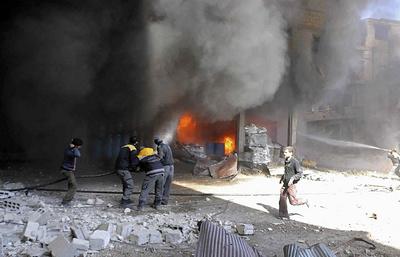 МИД: в ходе боя в Сирии пострадали десятки граждан России и стран СНГ, но не военные