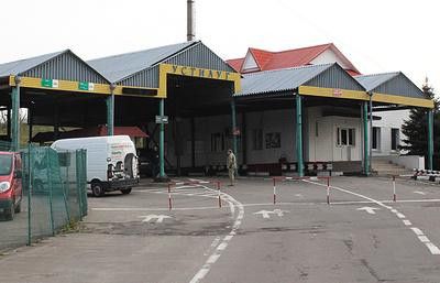 Reuters: ЕС прекращает программу переоборудования пунктов пропуска на границе с Украиной