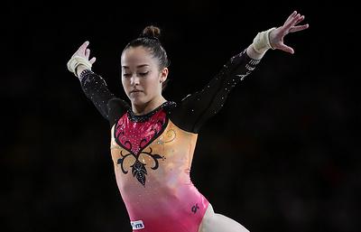 Тренер: гимнастка Еремина перенесла операцию на позвонках и, вероятно, пропустит сезон